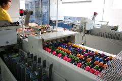 Geflügelhof Ludwig Waiblingen Färberei bunte Eier strahlende Farben